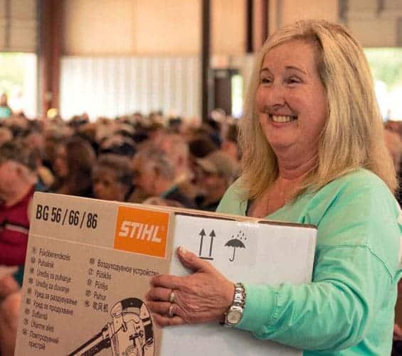 Prize Winner, Anne Stewart