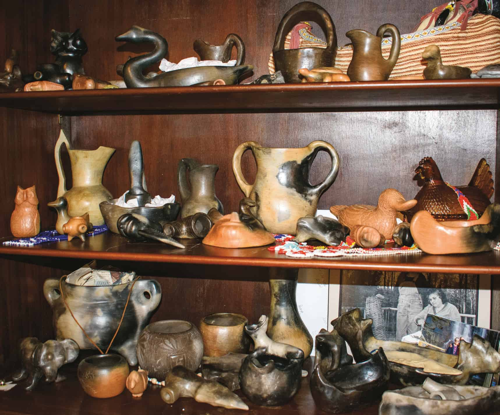 Elizabeth Plyler Pottery Collection