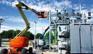 India Hook Substation