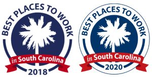 Best Places to Work in South Carolina: 2018 & 2020