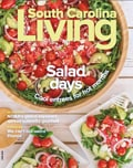 South Carolina Living, June 2019 cover