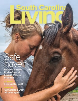 June 2020 South Carolina Living Magazine Cover