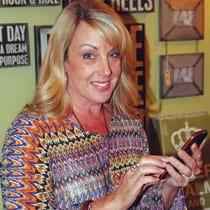 Annette Smith, interior decorator