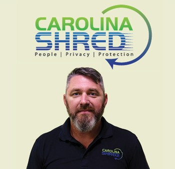Ryan Richard, President and Chief Executive Officer of Carolina Shred