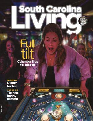 April 2021: Full tilt Columbia flips for pinball