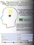 [PDF] YEC Manufacturing Scholarship Application