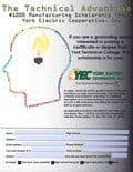 [PDF] YEC Manufacturing Scholarship Application