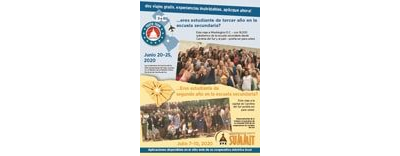 [PDF] 2020 Youth Tour & Youth Summit Trip - Español anuncio