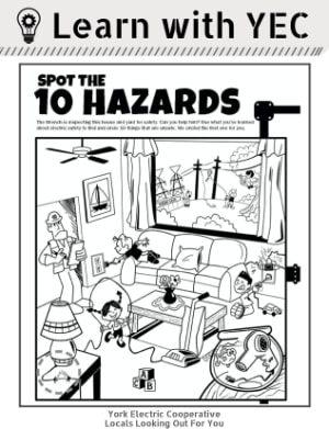 [PDF] Spot the 10 Hazards