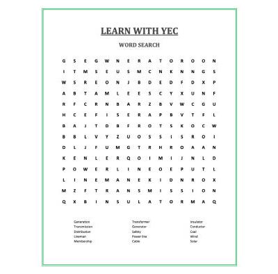 [PDF] Word Search