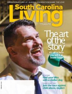 YEC South Carolina Living, Feb. 2020 cover